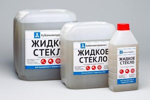Основа для силикатных составов