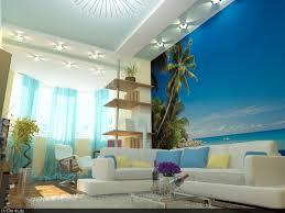 Основная композиция, используемая в гостиной на всей стене