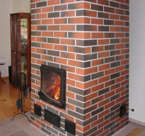 Отделка дымохода внутри дома – если все-таки не забыть о целесообразности и безопасности, то во многом это дело дизайна