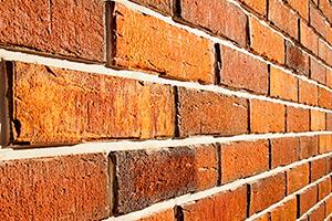 Отделка плиткой стен–имитация кладки клинкером
