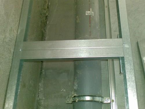 Отделка ванной комнаты гипсокартоном требует предельного внимания и предусмотрительности к трубам канализации и водопровода