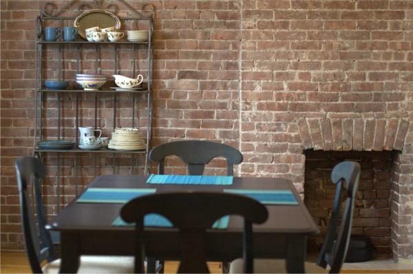 Отделка декоративным кирпичом: внутренняя и наружная обшивка, видео-инструкция как укладывать, фото