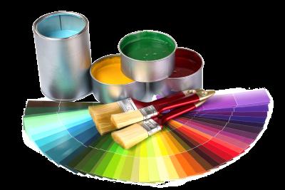 Палитра латексных красок