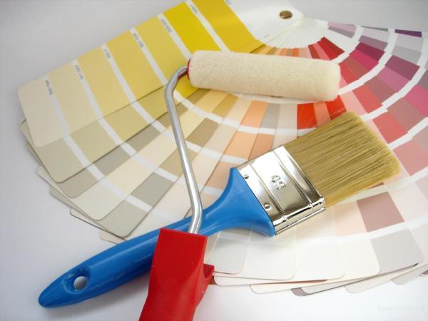 Первым делом определитесь с выбором краски