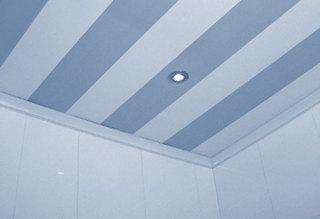 Пластик в ванной – как это выглядит на потолке и стенах