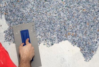 Пластиковой теркой работать удобно и легко