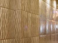 Плиточный вид панелей.