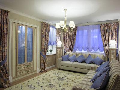 Подбор штор под мебель и другие предметы интерьера