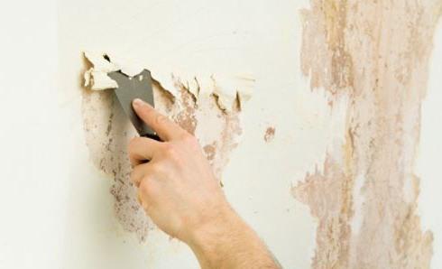 Подготовка стен: фото