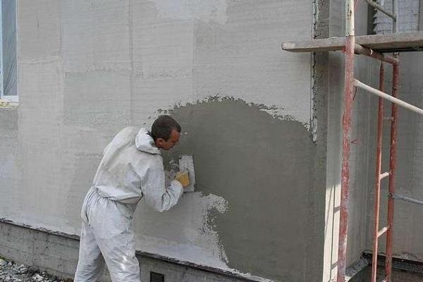 Подготовка стен к декоративному оштукатуриванию