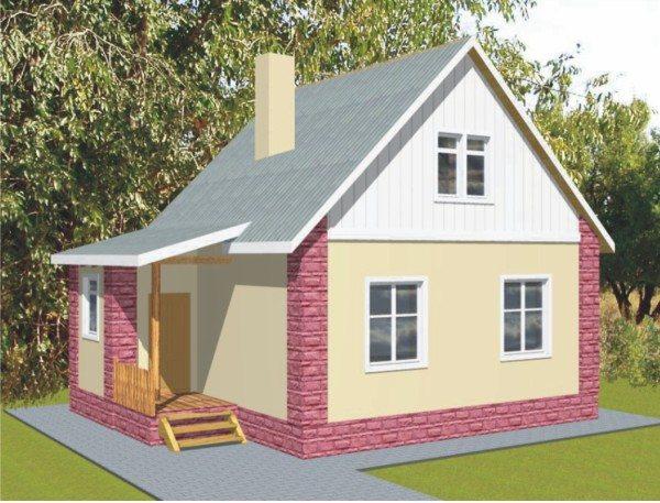 Покраска фасада деревянного дома – защита древесины от погодных условий