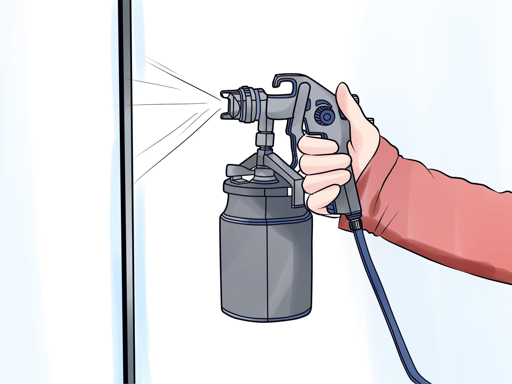 Компрессоры для покраски стен водоэмульсионкой гидроизоляция и теплоизоляция пола