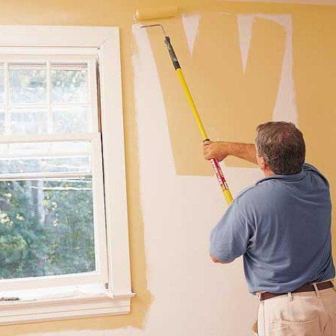 Как покрасить стены квартиры и не навредить здоровью?