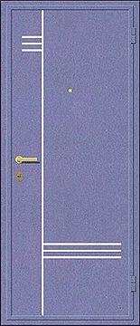 Покраска железной двери тоже требует проявления вкуса