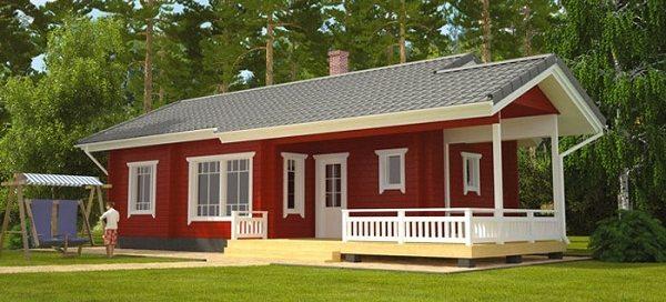 Полезно подготовить для работы краску нескольких цветов и смоделировать внешний вид дома при использовании самых разных сочетаний