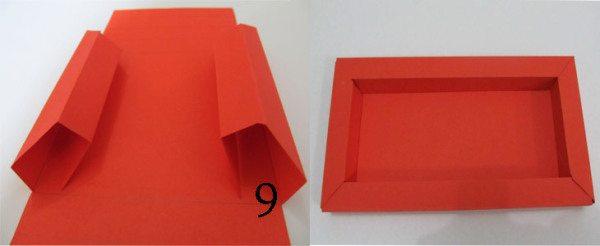 Полученная рамка украсит любой интерьер