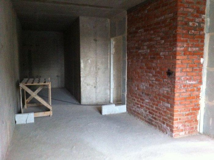 Помещение поле выполнения основных строительно-монтажных работ