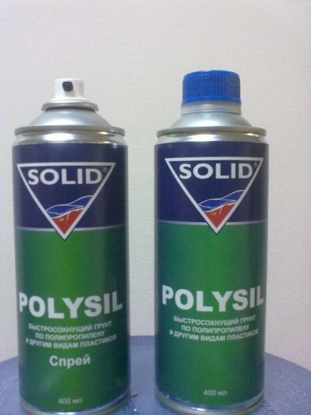 Праймер для полипропилена в виде аэрозоля.