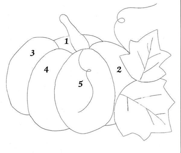 При создании предметов прямо на стене рекомендуется нарисовать рисунок, который будет иметь необходимые контуры, и пометить расположение всех его элементов для удобства работы