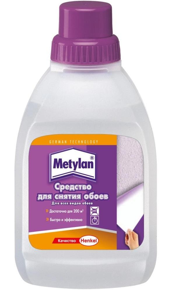 Пример бутылки, заполненной метиланом