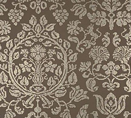 Пример декоративного узора текстильного полотна