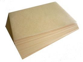 Пример крафт-бумаги