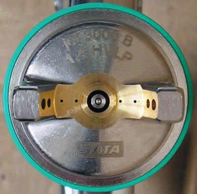 Пример надёжного сопла пульверизатора