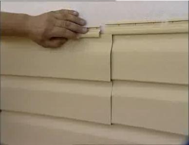 Пример соединения панелей