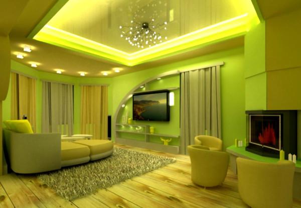 Пример современной отделки квартиры
