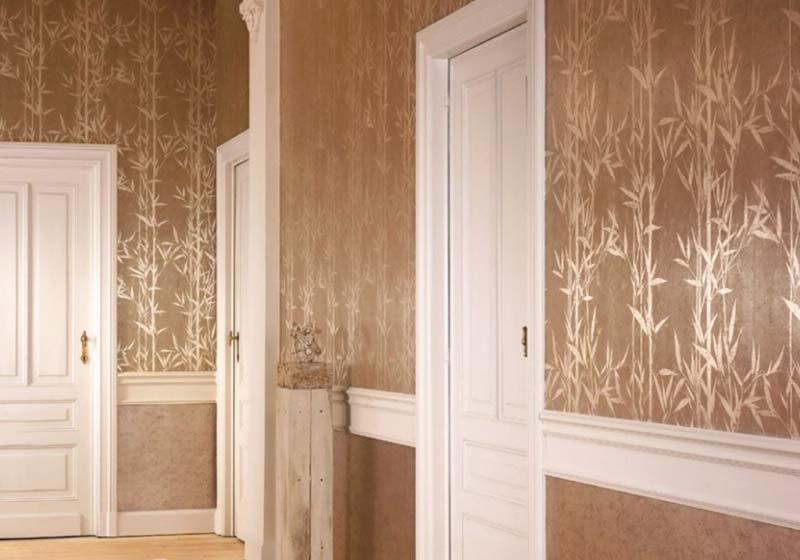 Привлекательное и практичное решение для отделки стен коридора