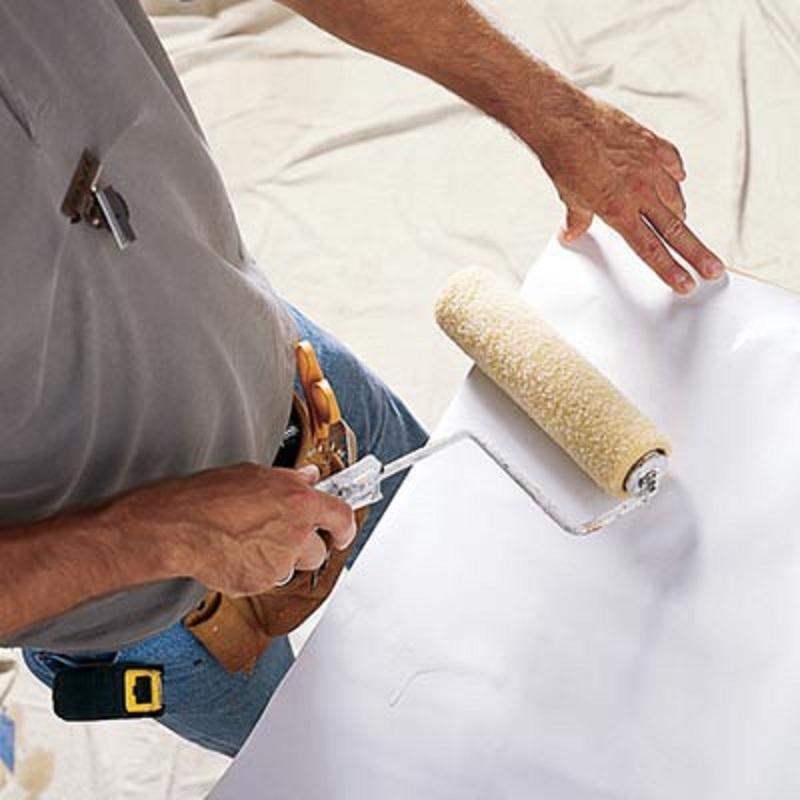 Производимый в домашних условиях клейстер отличается вполне приемлемым качеством и полностью безопасен.