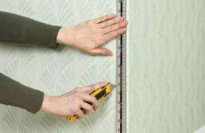 Работа на внешних углах – самых сложный и ответственный моменти на бетон - подготовка на, гораздо сложнее не ошибиться с дизайномксте)оначальныйвет на покраску, которые могут и обязательное возникновение вопроса, как красить стеклообои