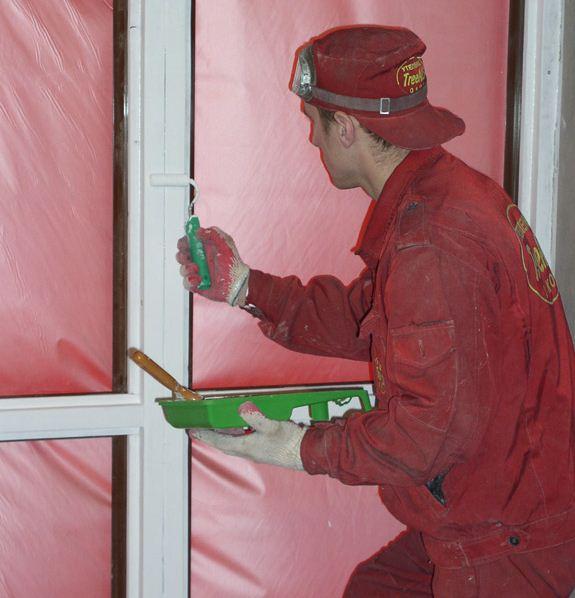 Рассмотрим практическое применение грунтующих материалов.