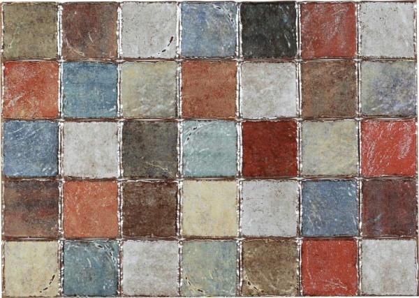 Различные расцветки керамогранитной плитки