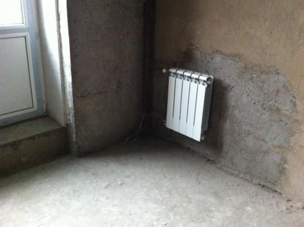 Размеры, качество и расположение радиаторов не всегда оптимальны.