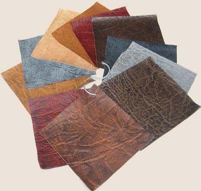 Разнообразие ламината, имитирующего кожу
