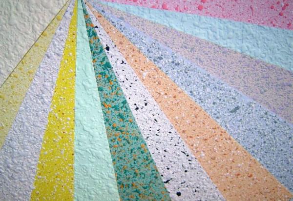 Разнообразие цветовых исполнений и фактур
