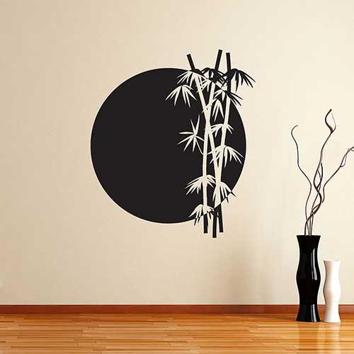 Рисунок бамбука