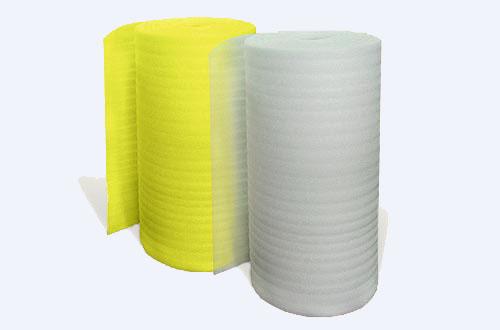 Рулоны полиэтиленовой подложки