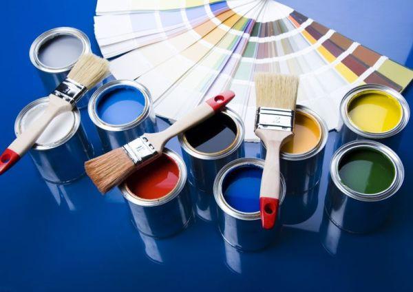 С выбором материалов для окраски стен нет никаких проблем.