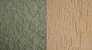 Самым простым и практичным вариантом оформления стен в помещении может стать нанесение шпатлевки с последующей окраской