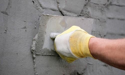 цементный раствор штукатурка газосиликата
