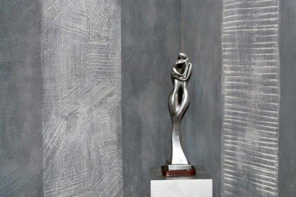 Штукатурка по бетону возможна и на таком уровне, это и работа, и ремесло, и искусство
