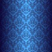 Синие обои