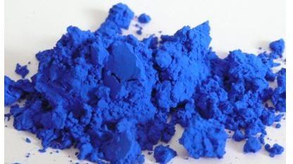 Синий пигмент ультрамарин