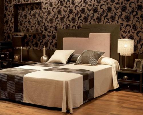 «Сладкая» спальня