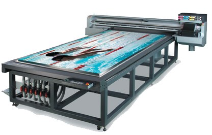 Современные широкоформатные интерьерные принтеры способны печатать изображения шириной до 3,5 м