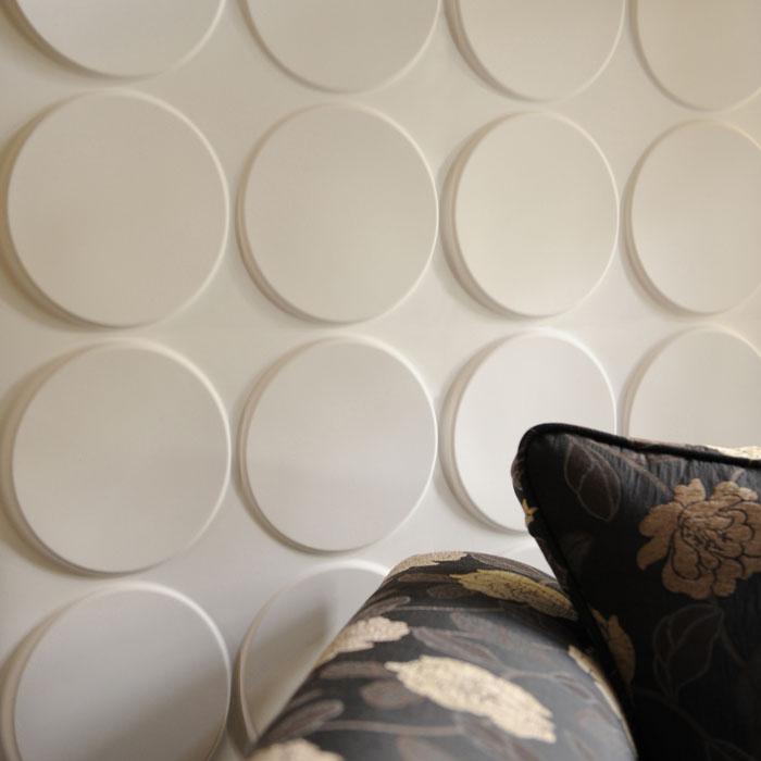 Создание объёма в отделке стен не является только прерогативой 3D обоев, материалов много и каждый по-своему хорош