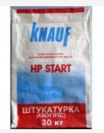 Стартовая (выравнивающая) шпатлёвка HP START