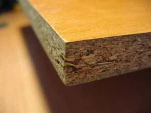 Стеновые панели ДСП для внутренней отделки отличаются предельной экономичностью